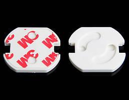 Заглушки для розеток от детей, защита от поражения током для детей (евророзетки)