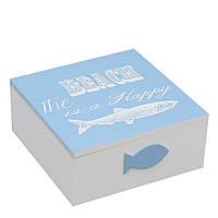 Коробка для чая Рыбка - 208985