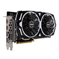 Видеокарта PCIe Nvidia GeForce GTX 1060 3GB MSI GeForce GTX 1060 ARMOR 3G OCV1 (912-V328-033) GDDR5 192bit DVI-D 2HDMI 2DP бу