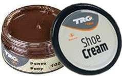 Крем для обуви мустанг из гладкой кожи TRG Shoe Cream, 50 мл