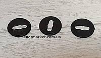 Крепление ковриков салона BMW. ОЕМ: 51471881521