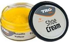 Крем для обуви желтый из гладкой кожи TRG Shoe Cream, 50 мл