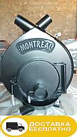Отопительная печь тип 02 (400м.куб) – MONTREAL, Канадская печь. Доставка+скидка, фото 1