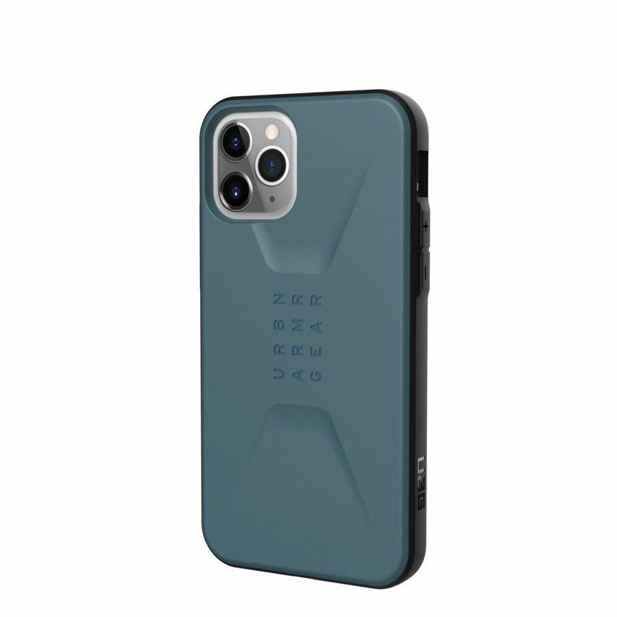 UAG Civilian синий защитный чехол для iPhone 11 Pro