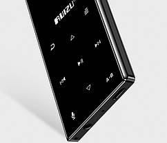 MP3 Плеер RuiZu D29 4Gb Hi-Fi Original Черный + карта памяти microSD 16Gb, наушники и чехол мешочек, фото 2