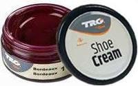 Крем для обуви бордовый из гладкой кожи TRG Shoe Cream, 50 мл