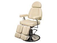 Педикюрное кресло кушетка 227В-2 беж