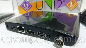 Андроїд приставка GI Uni 2+ з Т2 тюнером