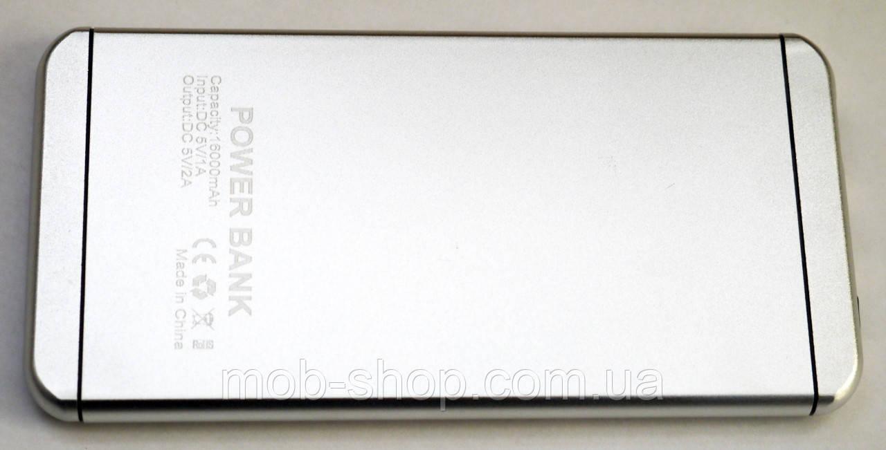 Повер банк Power Bank Ipower 16000 mAh (iPhone 6 style)