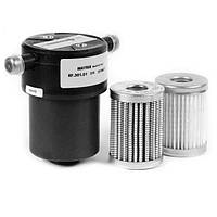 Фильтр паровой фазы газа 11/11 с отстойником, с полиэстеровым сменным фильтроэлементом, Valtek