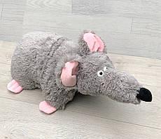 Подушка-игрушка Крыска символ 2020