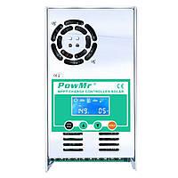 Контроллер заряда солнечных батарей PowMr, MPPT, 160В, 60A