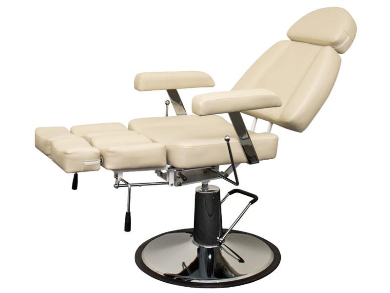 Педикюрне крісло з гідравлічним регулюванням висоти мод. 227В-2