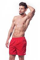 Свободные спортивные шорты мужские Shepa, красные