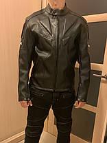Мотокуртка кожа Dainese защитная Куртка для мото, фото 3