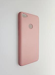 Чехол-накладка INCORE Four Edges PC для Xiaomi Redmi Note 5A Prime Rose Gold (PC-002084)