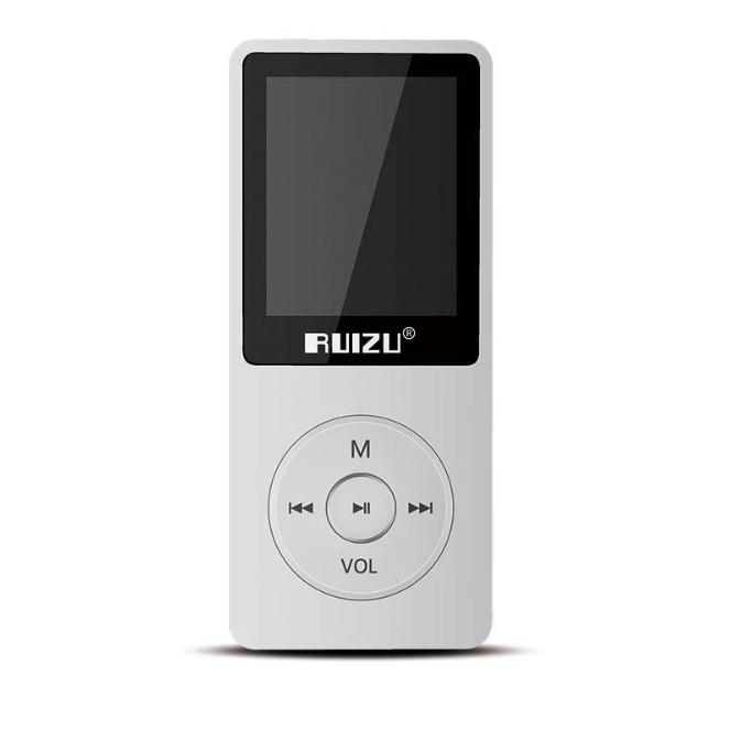 MP3 Плеер RuiZu X02 8Gb Original Белый