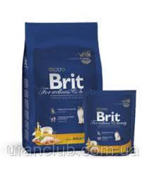 Brit Premium Cat Adult Chicken для Взрослых Кошек с Курицей 8 кг