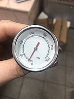 Механічний термометр для коптильні, гриля, барбекю з зондом