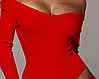 Женское боди SMILE Kora с длинным рукавом, облегающее и с v-образным вырезом черное, фото 3