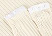 Женское боди SMILE Kora с длинным рукавом, облегающее и с v-образным вырезом черное, фото 5