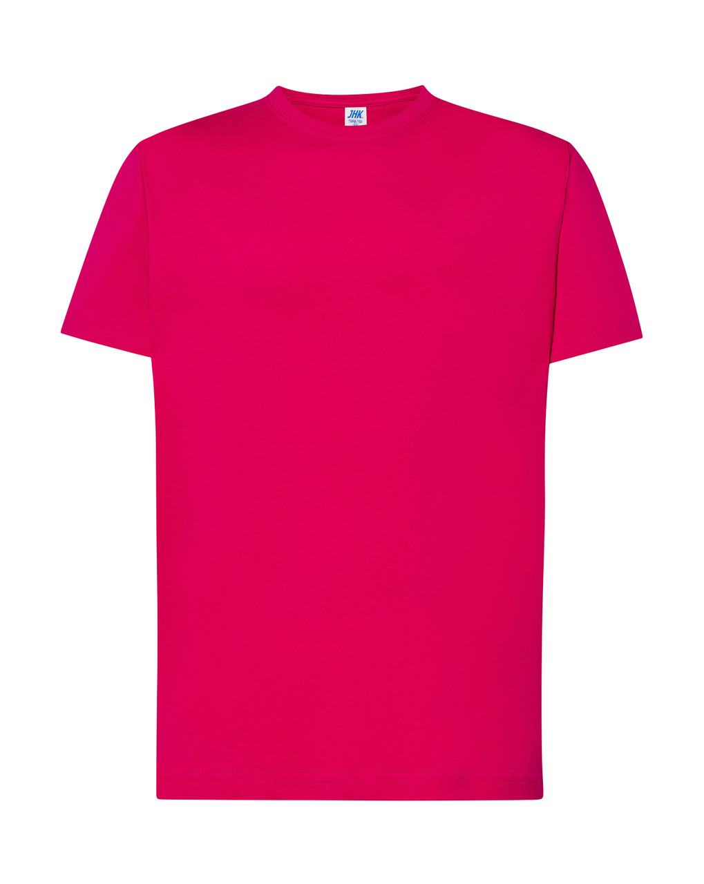 Мужская футболка JHK REGULAR T-SHIRT цвет малиновый (RP)