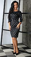 Элегантное платье свободного кроя, фото 1
