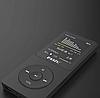 MP3 Плеер RuiZu X02 4Gb Original Черный + карта памяти microSD 16Gb, наушники и чехол мешочек, фото 2