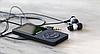 MP3 Плеер RuiZu X02 4Gb Original Черный + карта памяти microSD 16Gb, наушники и чехол мешочек, фото 4
