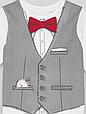 Реглан на мальчика с нарядным принтом C&A Германия Размер 128, 140, фото 3