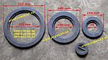 Конфорки, чавунні кільця 400 мм (набір) котли, буржуйка, печі, барбекю, мангал, фото 3