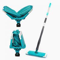 Швабра універсальна Titan Twist Mop для вологого прибирання з віджимом, фото 1