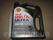 Масло моторное SHELL Helix Ultra SAE 5W-30 SL/CF (Канистра 4л)