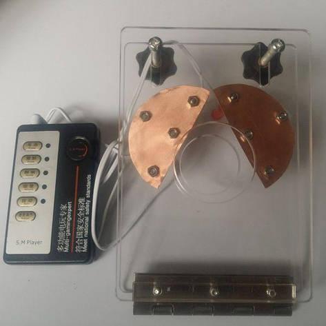 Electro-sex акриловая дробилка для пениса, фото 2