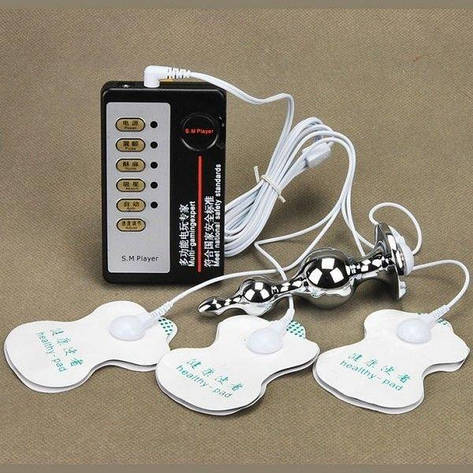Электро-секс нержавеющей стали электрическим током, фото 2
