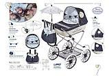 Коляска для кукол с зонтом decuevas 81020, фото 3