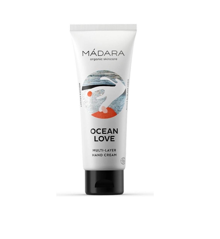 Восстанавливающий крем для рук OCEAN LOVE Madara Cosmetics, 75мл