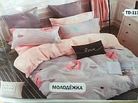 """Комплект постельного белья """"Тиротекс"""" - Молодёжка (Семейный размер)"""