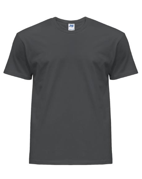 Мужская футболка JHK REGULAR T-SHIRT цвет серый (ZC)
