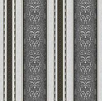 Обои бумажные Версаче 1279 темно-серый