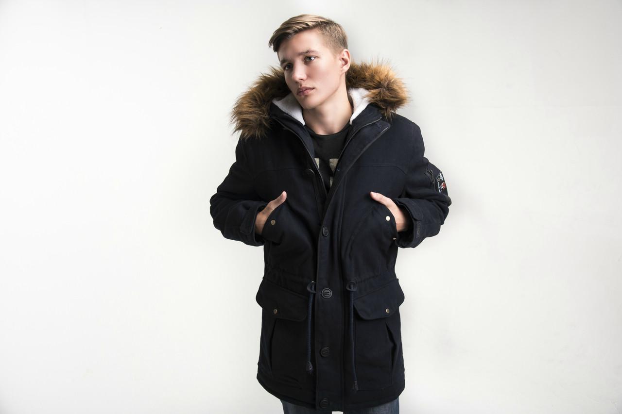 58c2c9df8e7 Куртка Парка мужская зимняя М-19 - Интернет-магазин