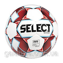 Мяч футбольный Select Match (размер 5)