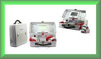 Дефибриллятор - монитор, кардиодефибриллятор портативный с универсальным питанием ДКИ-Н-15Ст БИФАЗИК+