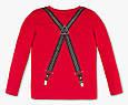 Красный реглан для мальчика с бабочкой C&A Германия Размер 116, 128, 134, фото 2