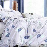 Комплект постельного белья евро Вилюта ранфорс 19033