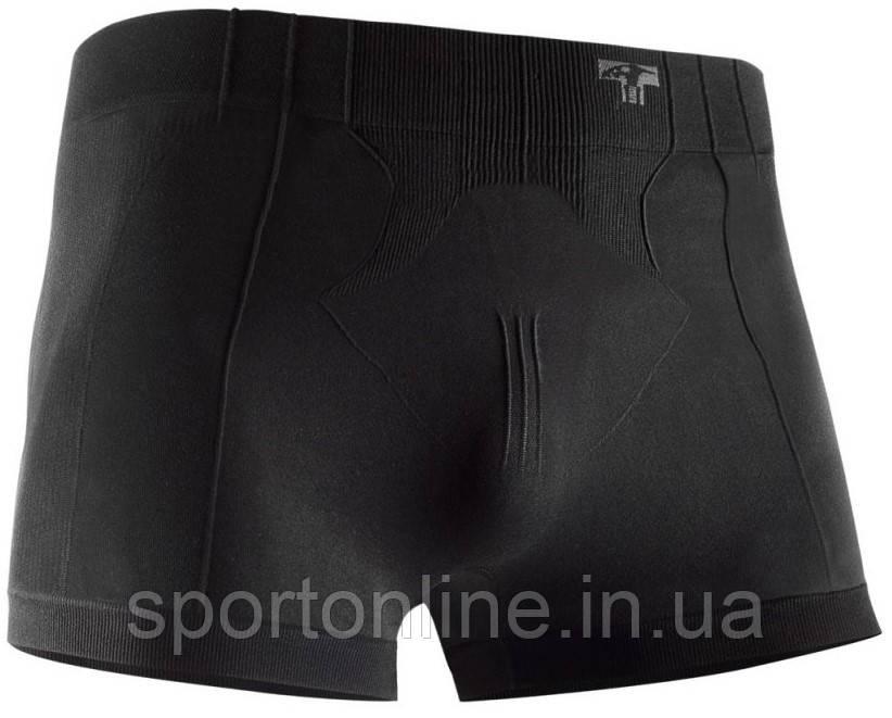 Термотрусы мужские спортивные боксёрки Tervel Comfortline, черные M