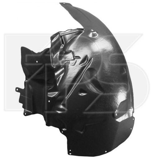 Подкрылок передний левый (передняя часть) Audi A8 '02-10 (FPS) 4E0821171P