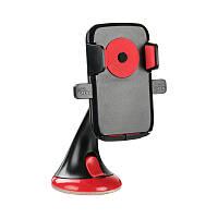 Автодержатель для телефона Optima RM-C36 Black/Red (00000059086)