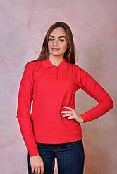 Женская футболка-поло JHK POLO REGULAR LADY LS