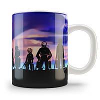Кружка чашка Атака Титанов